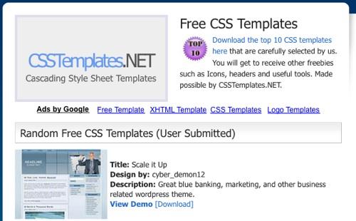16_css_templates