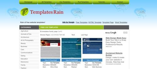 30_templates_rain
