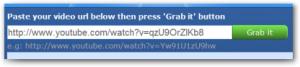 Paste-URL-Video-Grabber