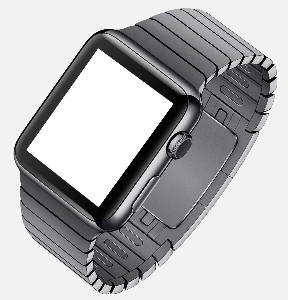 Apple Watch PSD Hi-res
