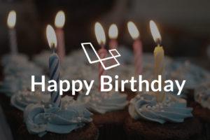 laravel-birthday