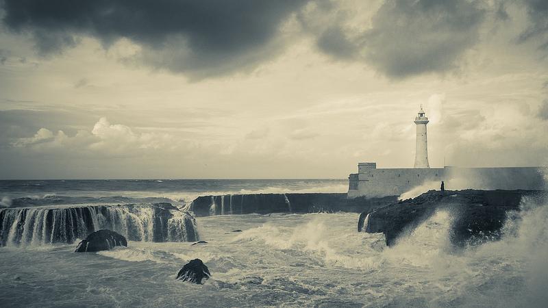 rabat lighthouse