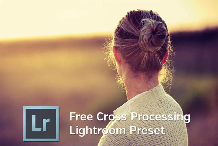 Cross Processed Lightroom Presets