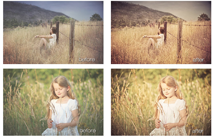 August Sunset Lightroom Preset