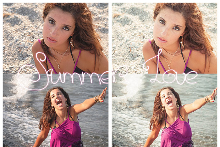 Summer Love Lightroom Presets