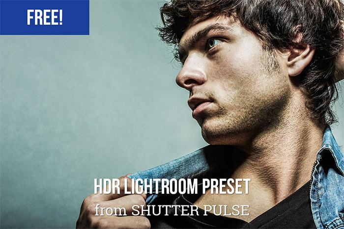 Strong HDR Lightroom Preset