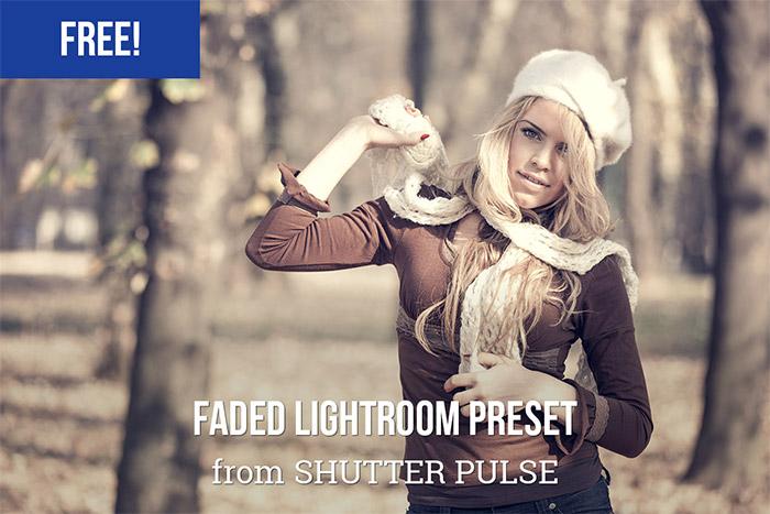 Faded Lightroom Preset