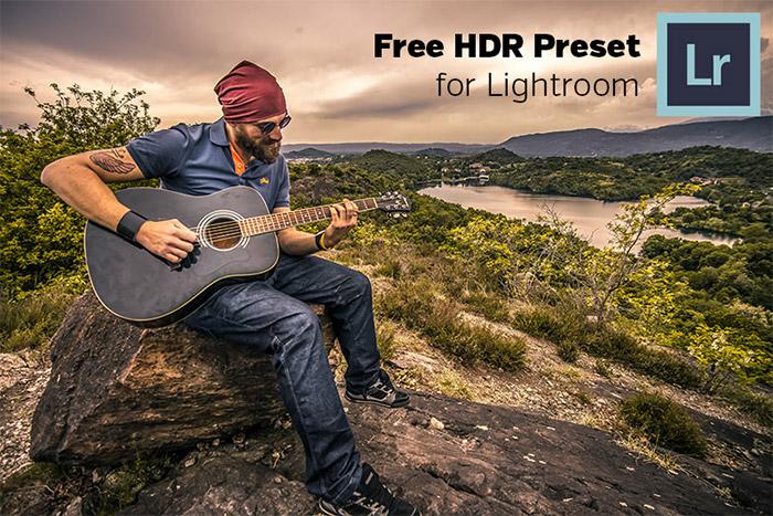 HDR Lightroom Preset